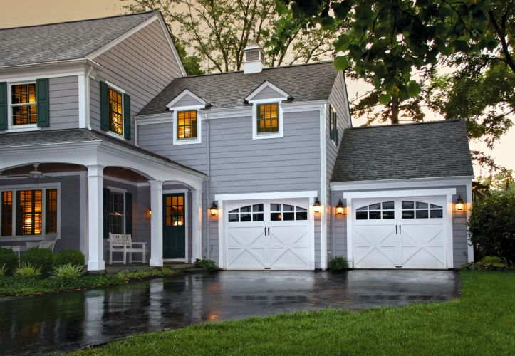 Avante Collection Garage Door Example